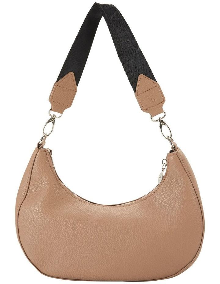 Ali Nude Baguette Shoulder Bag image 2