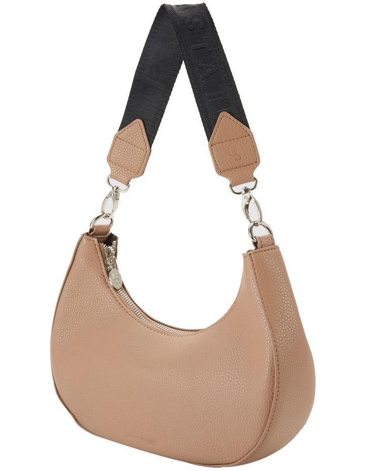 Ali Nude Baguette Shoulder Bag image 5