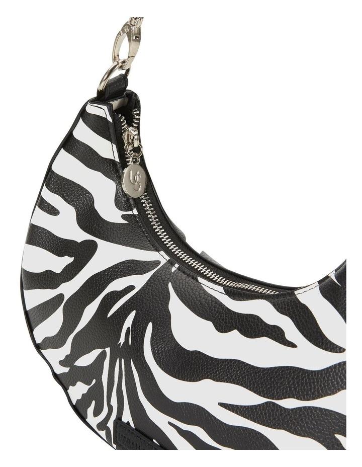 Ali Zebra Baguette Shoulder Bag image 3