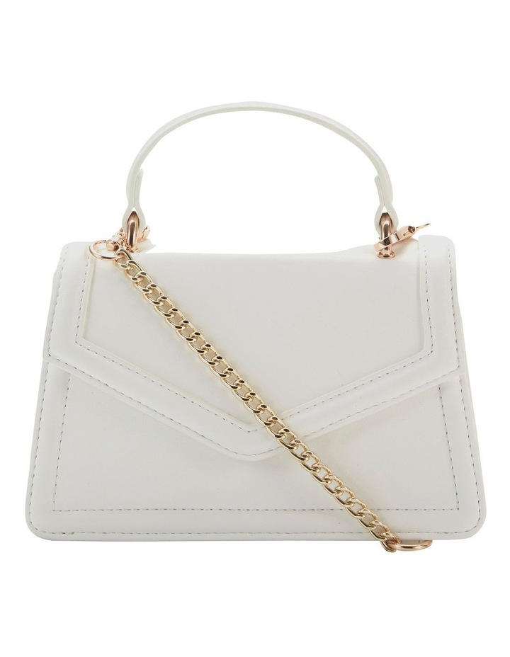 Amity White Top Handle Crossbody Bag image 1
