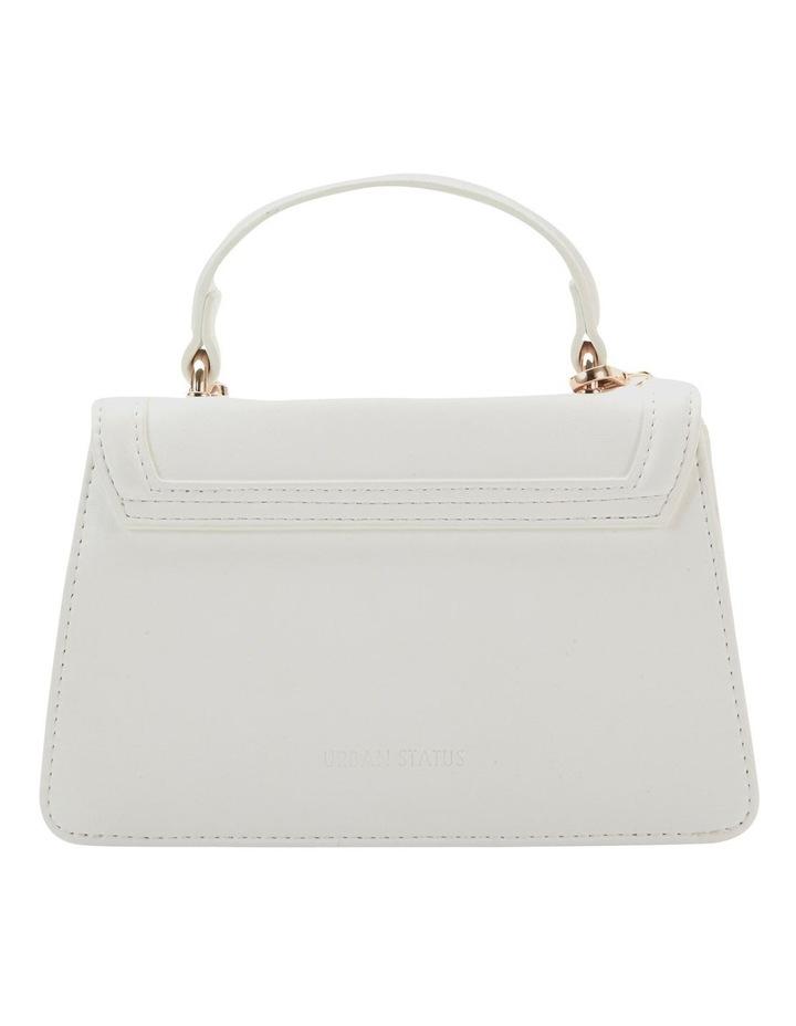 Amity White Top Handle Crossbody Bag image 2