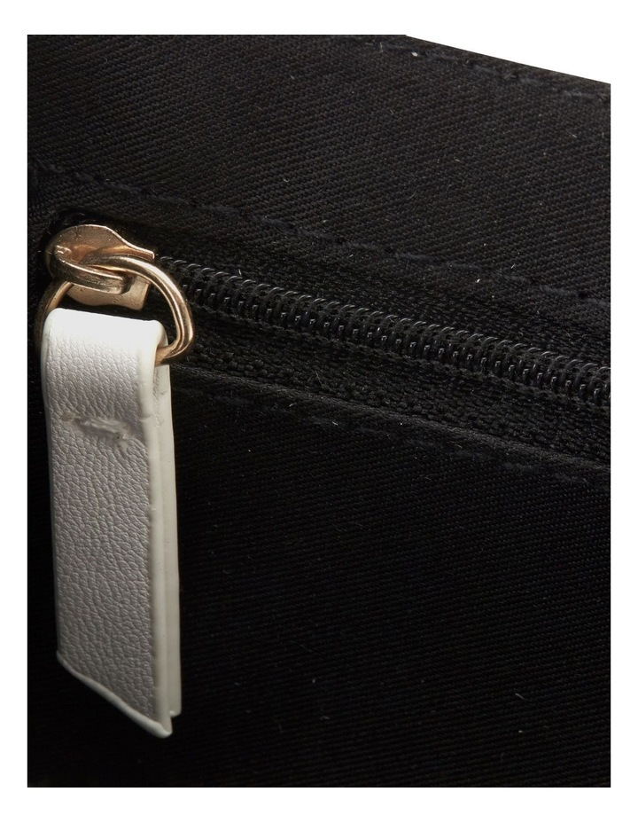 Amity White Top Handle Crossbody Bag image 4