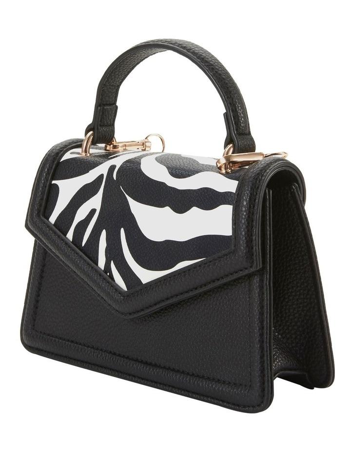 Amity Zebra Top Handle Crossbody Bag image 5