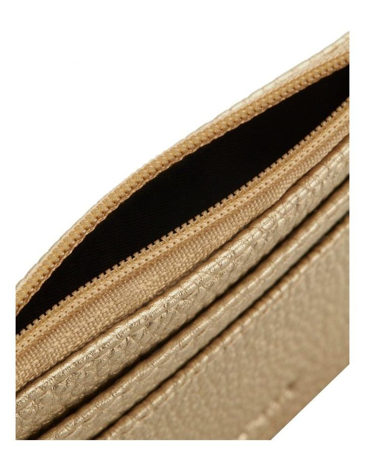 The Hunter Gold Credit Card Holder image 3