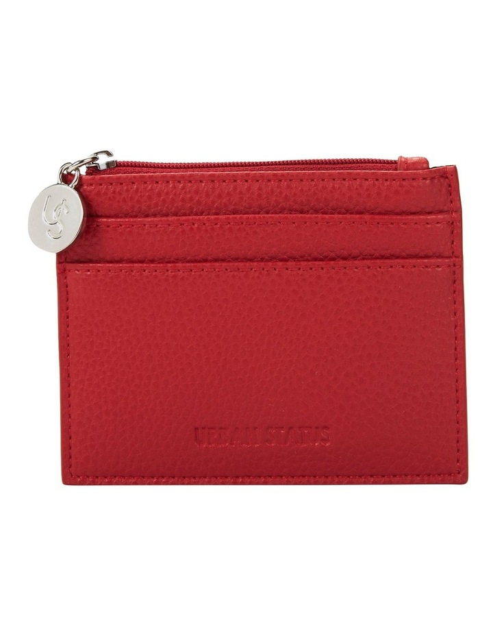 The Hunter Red Credit Card Holder image 1