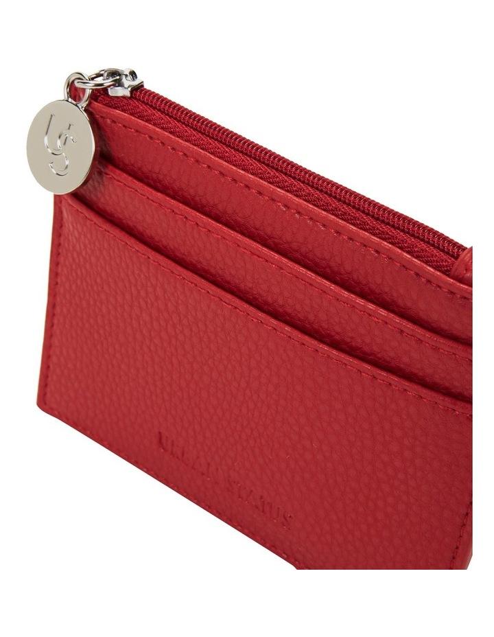 The Hunter Red Credit Card Holder image 3