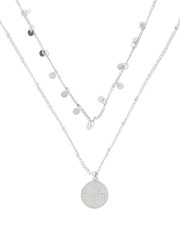 Coin Pendant Neck