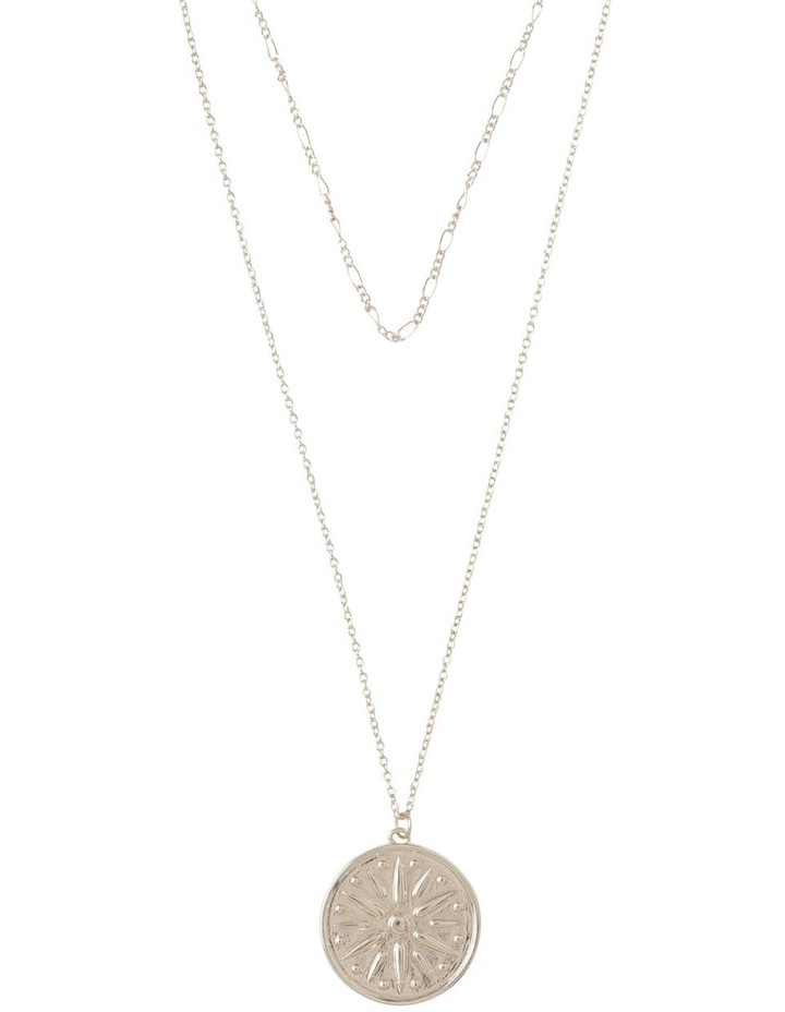 Sun Coin Necklace image 1