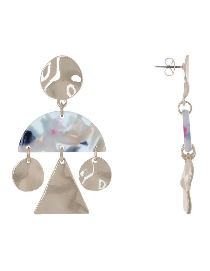 Statement Resin Earrings image 2
