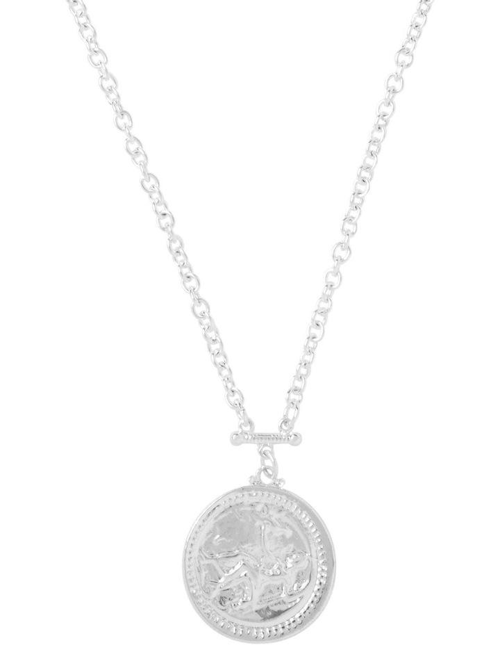 Vintage Coin Pendant Necklace image 1