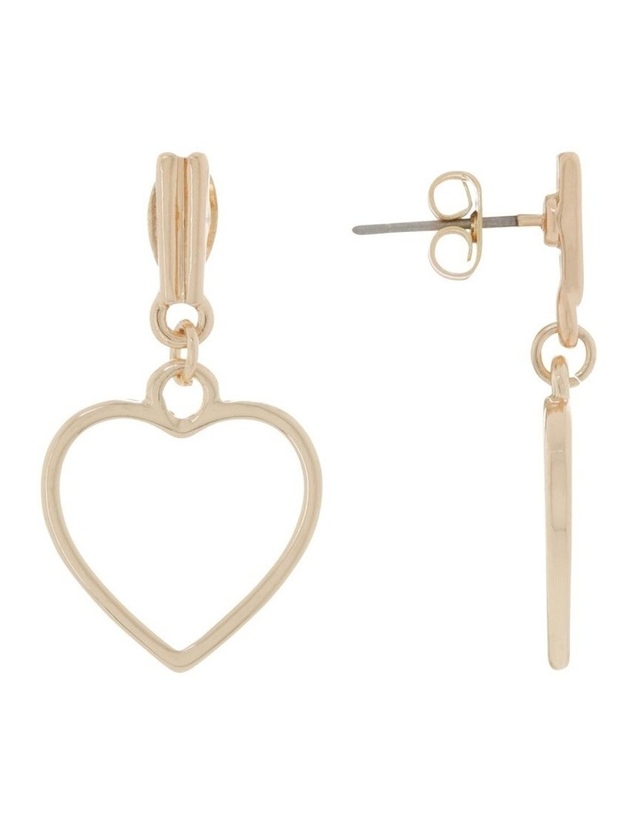 Love Heart Earrings image 2