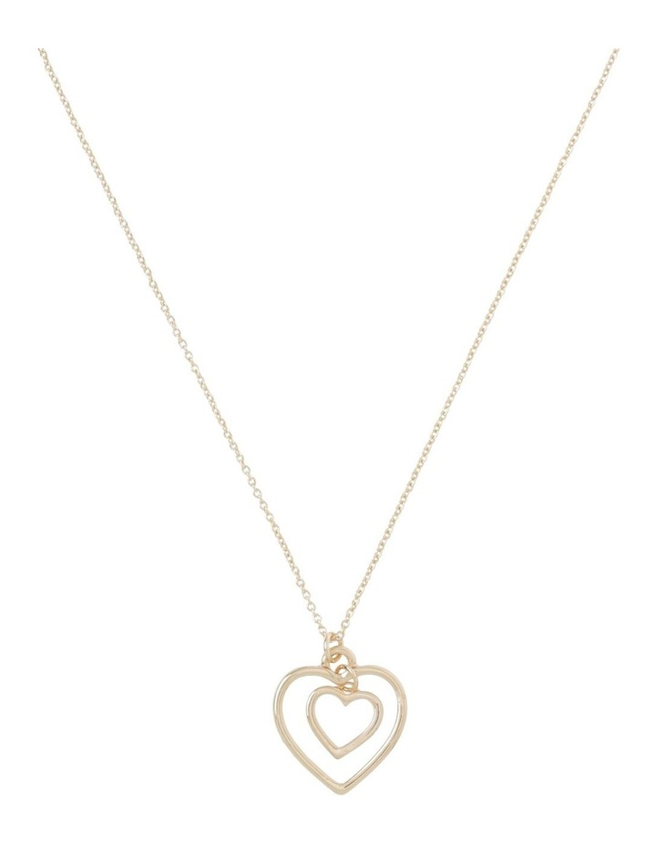 Love Heart Necklace image 1