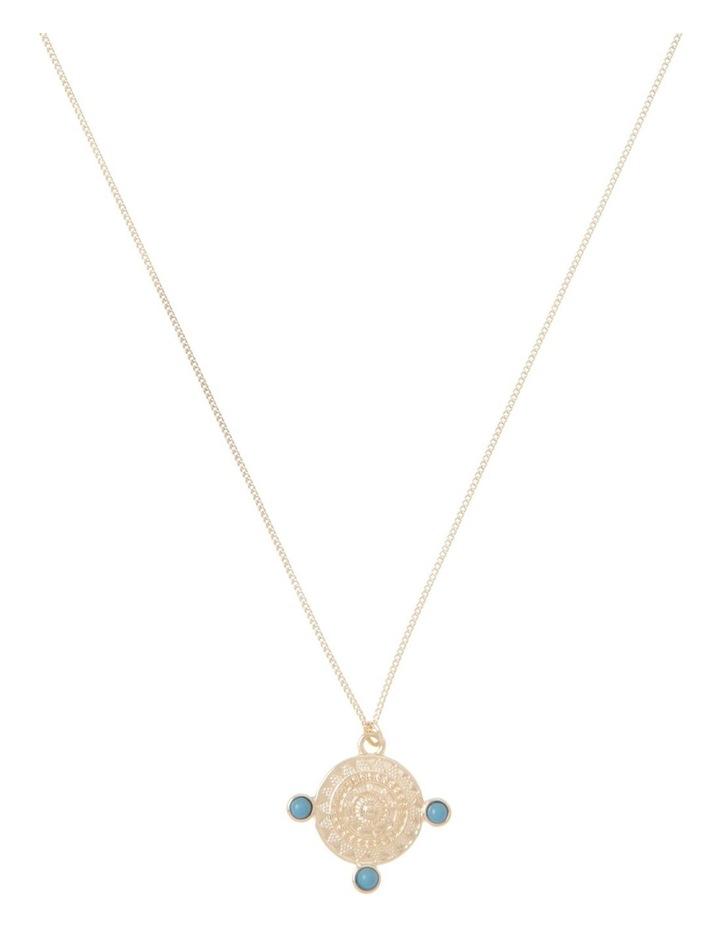 Aztec Jewelled Necklace image 1