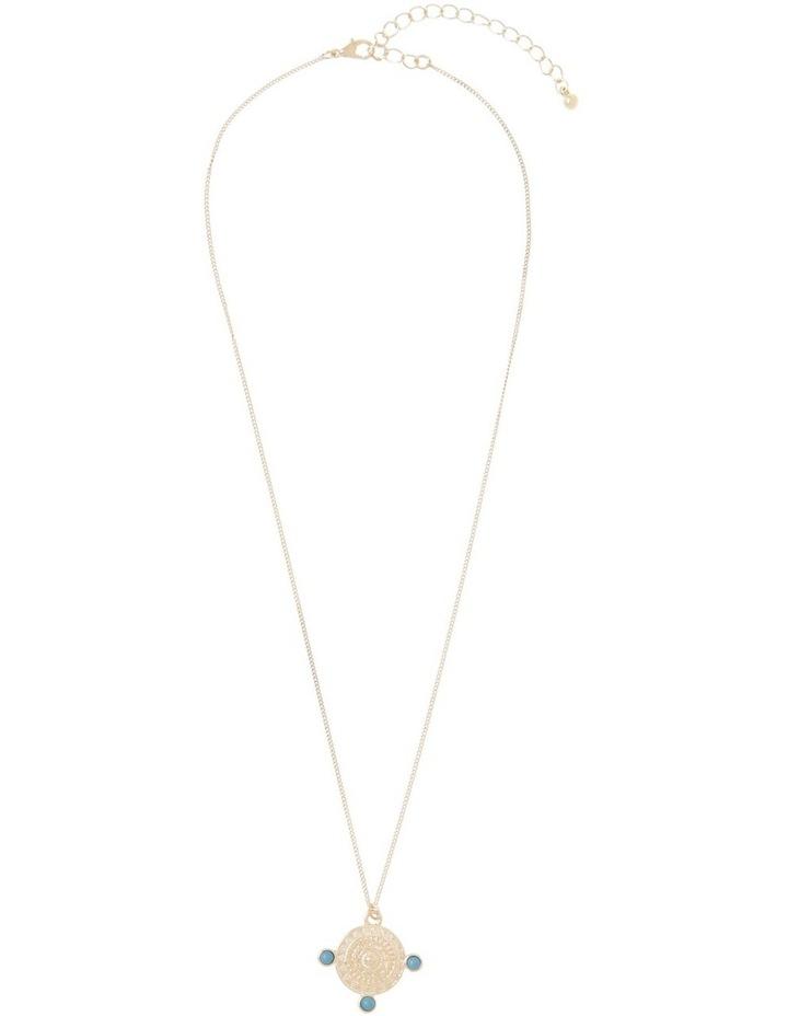 Aztec Jewelled Necklace image 2