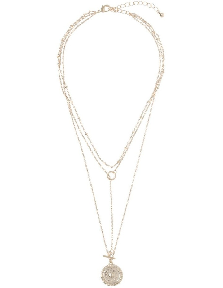 Medallion Necklace image 2