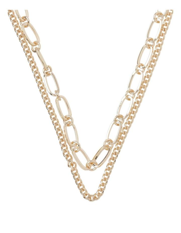 Statement Chain Set Necklace image 1