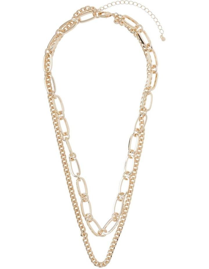 Statement Chain Set Necklace image 2