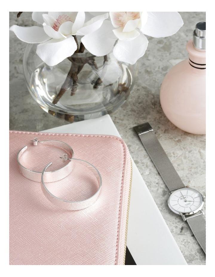 Minimal Hoop - Silver image 3