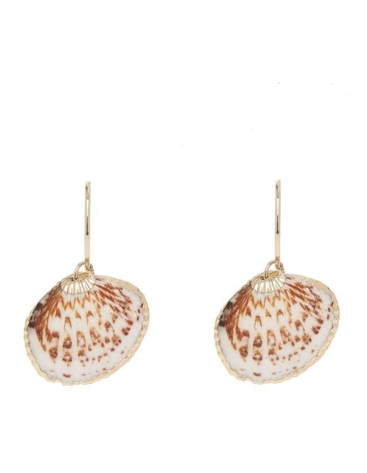 Shell Earrings image 1
