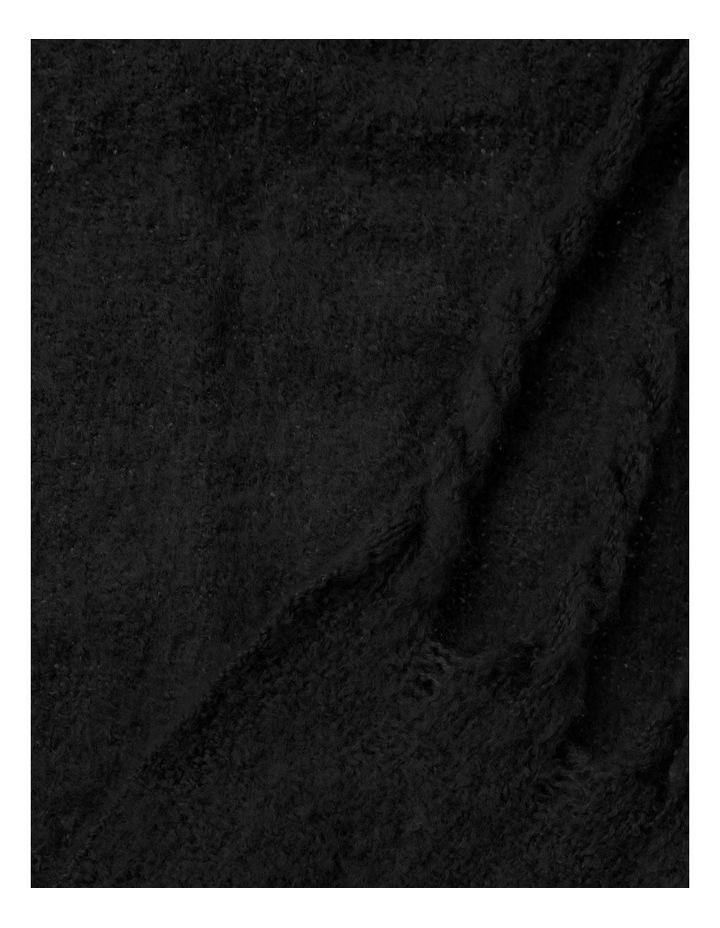 Tassel Boucle Winter Scarf image 2
