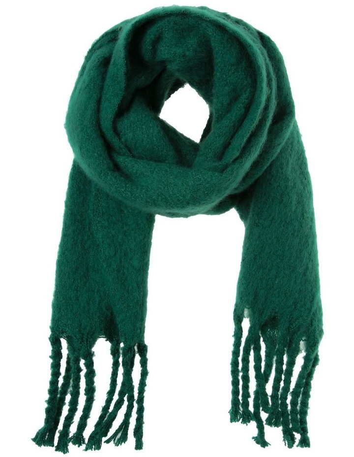 Tassel Boucle Winter Scarf image 1