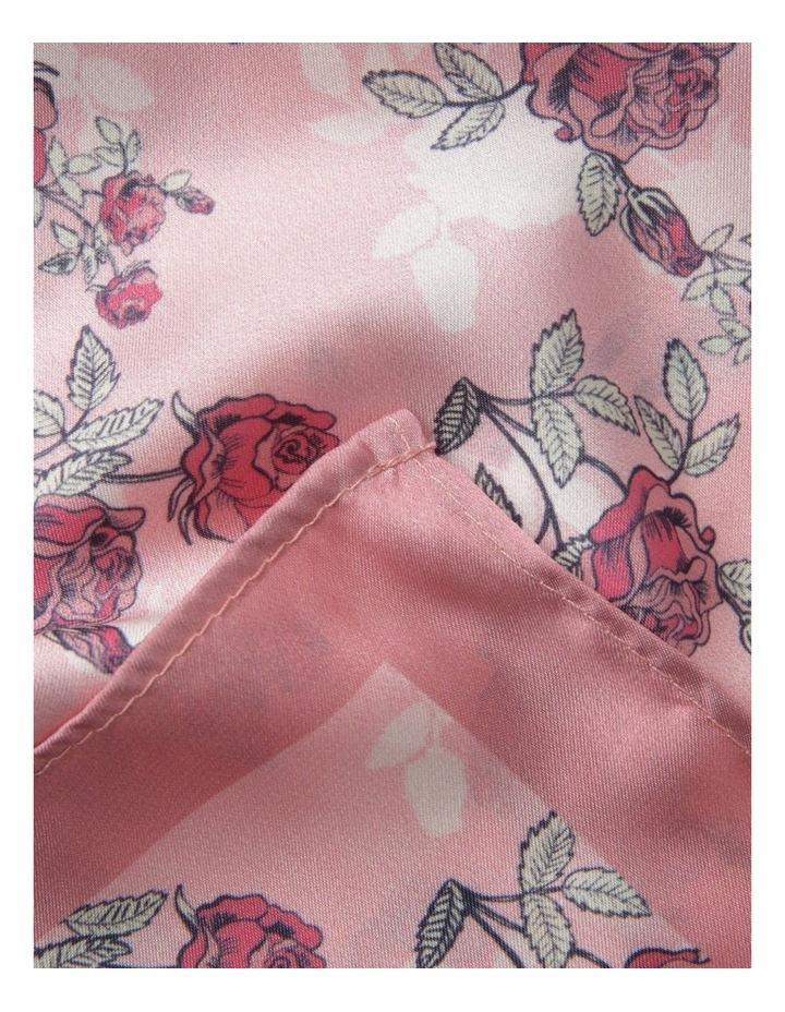Rose Print Floral Neckerchief image 2