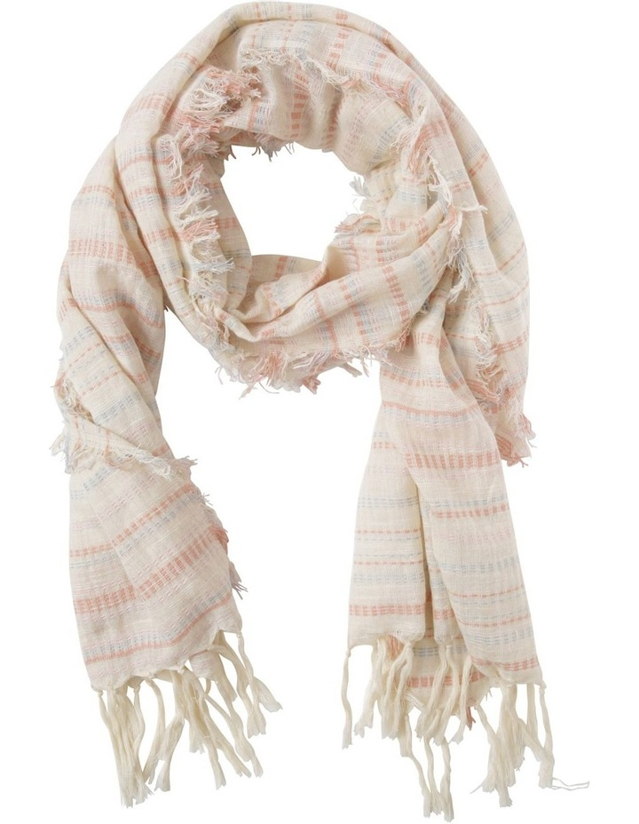 Dashes Striped Scarf image 1