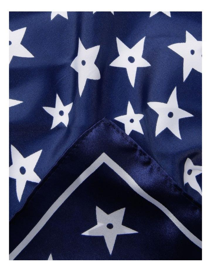 Star Print Neckerchief image 2