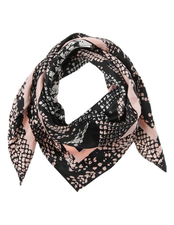 Python Neckerchief Scarf in Pink image 1