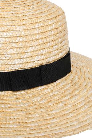 Miss Shop - Boater Hat