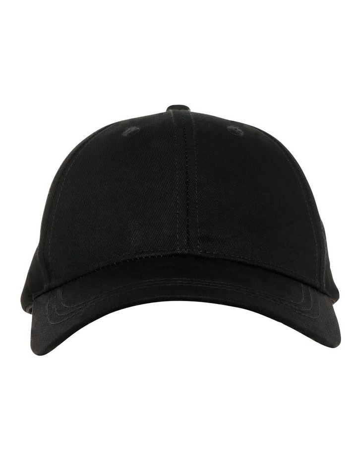 Basic Cap With Embroidery image 1