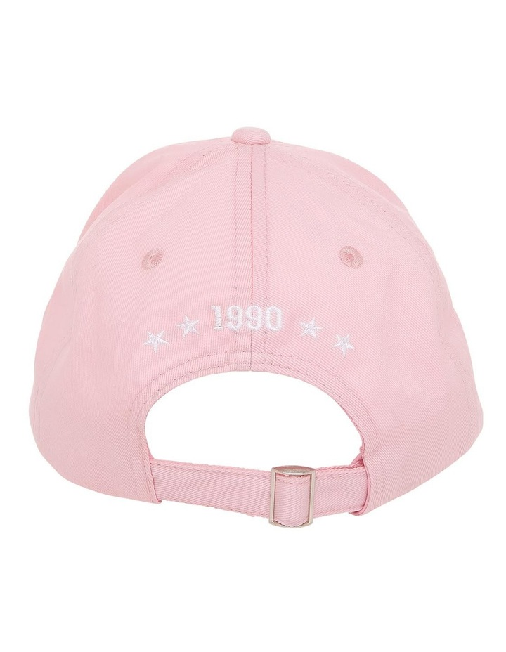 Basic Cap With Embroidery image 3