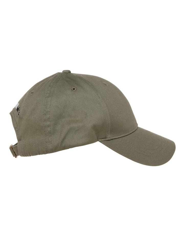 Basic Cap With Embroidery image 2