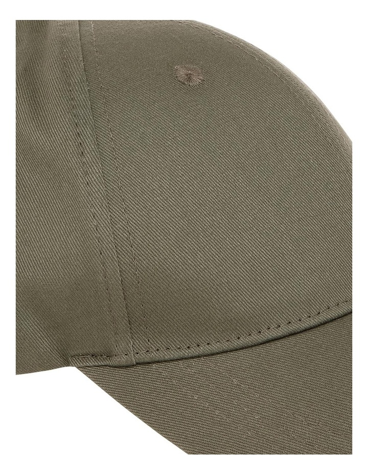 Basic Cap With Embroidery image 4