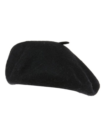Miss Shop Basic Beret Winter Hats b870d8c48c2