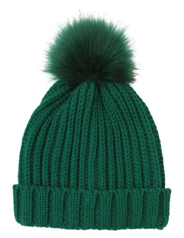 a2a1a388341 Miss Shop Trend Pom Pom Beanie Winter Hats