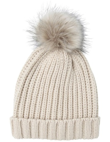 086d10c98 Out of stock. Miss ShopTrend Pom Pom Beanie Winter Hats