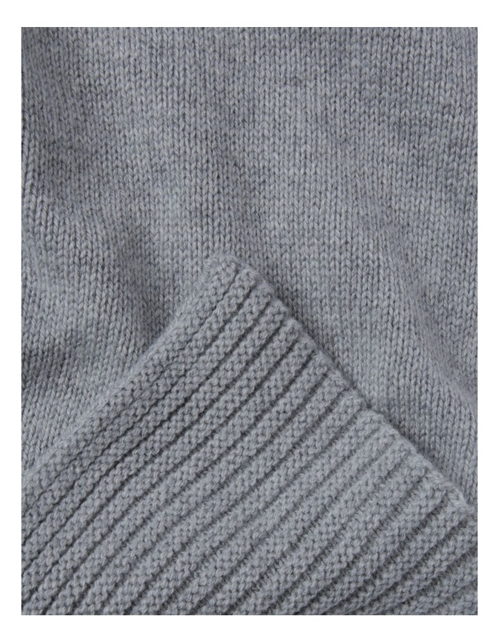 Cable Knit Two Tone Beanie Winter Hats image 2