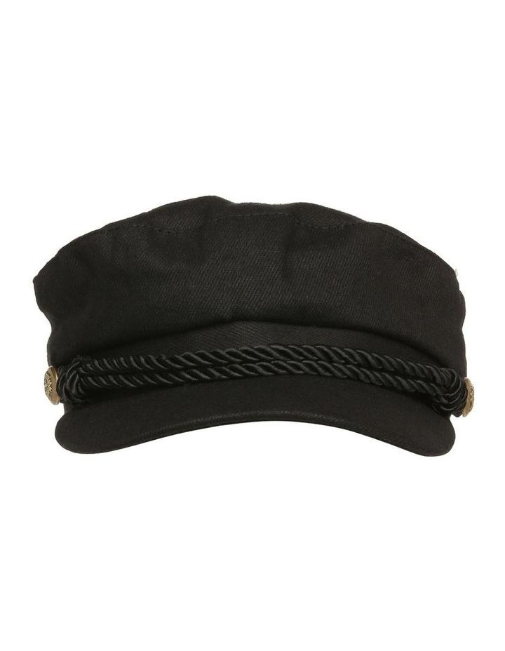 Washed Baker Boy Hat image 1