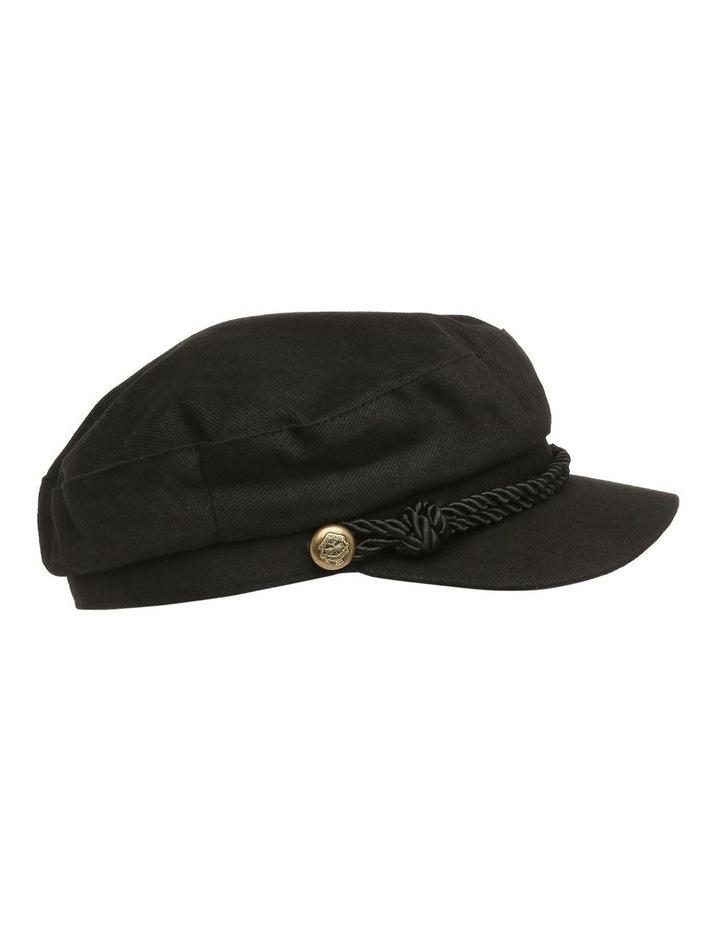 Washed Baker Boy Hat image 2