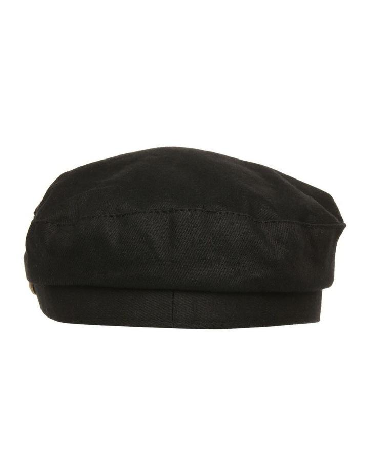 Washed Baker Boy Hat image 3