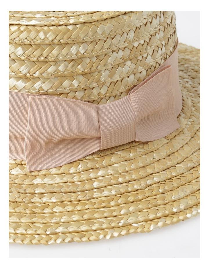 Wide Brim Boater Hat image 4
