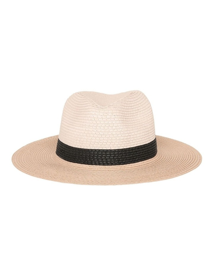 Colourblock Fedora Hat image 1
