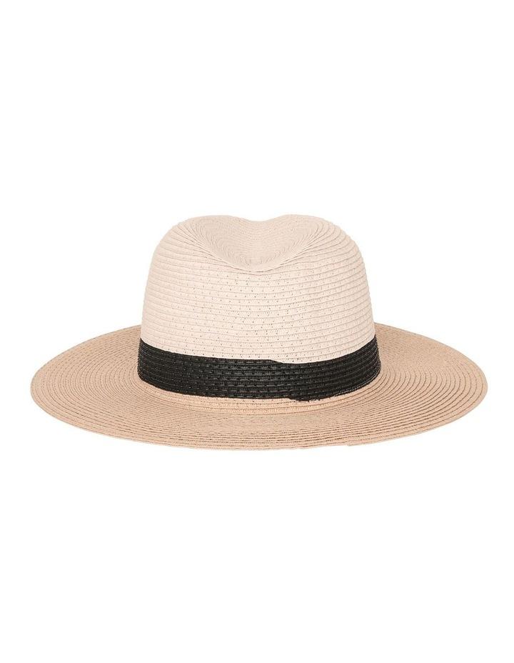 Colourblock Fedora Hat image 3