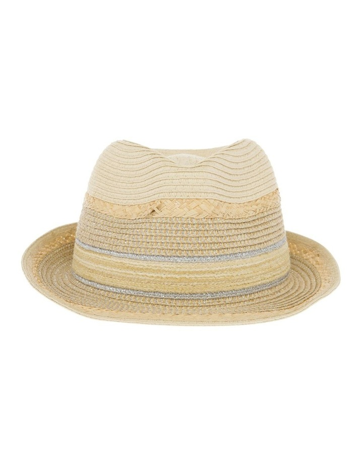 Trilby With Lurex image 1