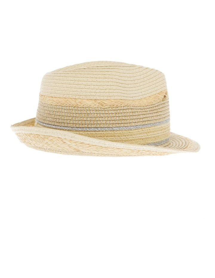 Trilby With Lurex image 2
