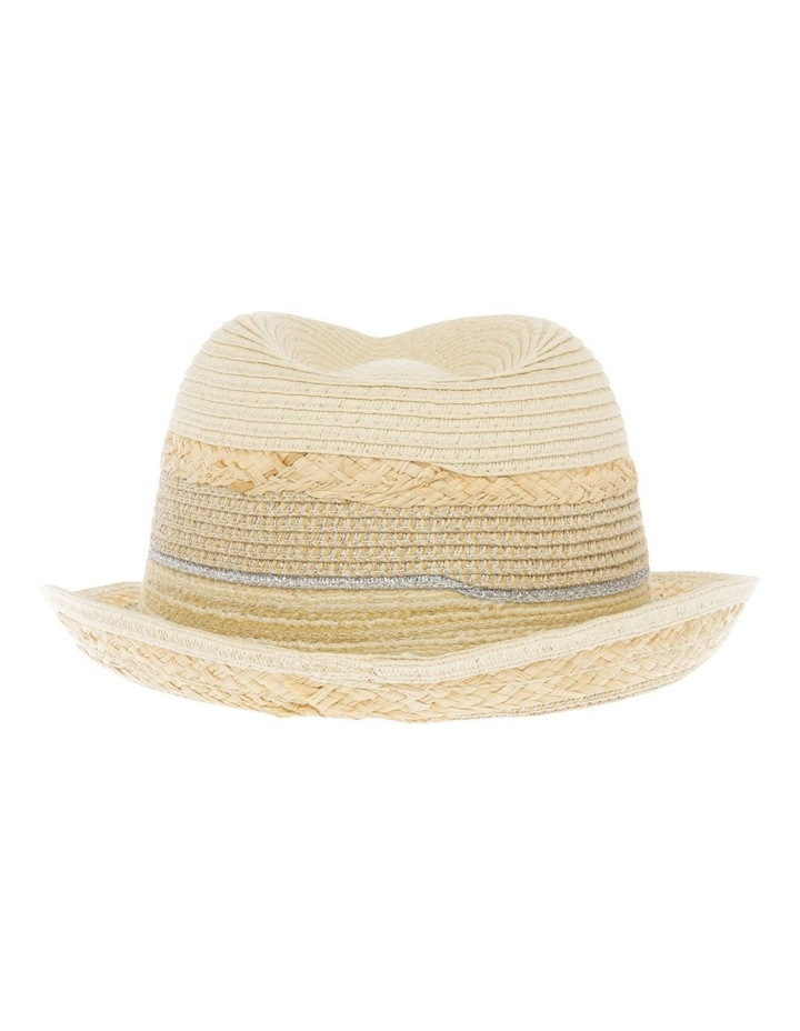 Trilby With Lurex image 3