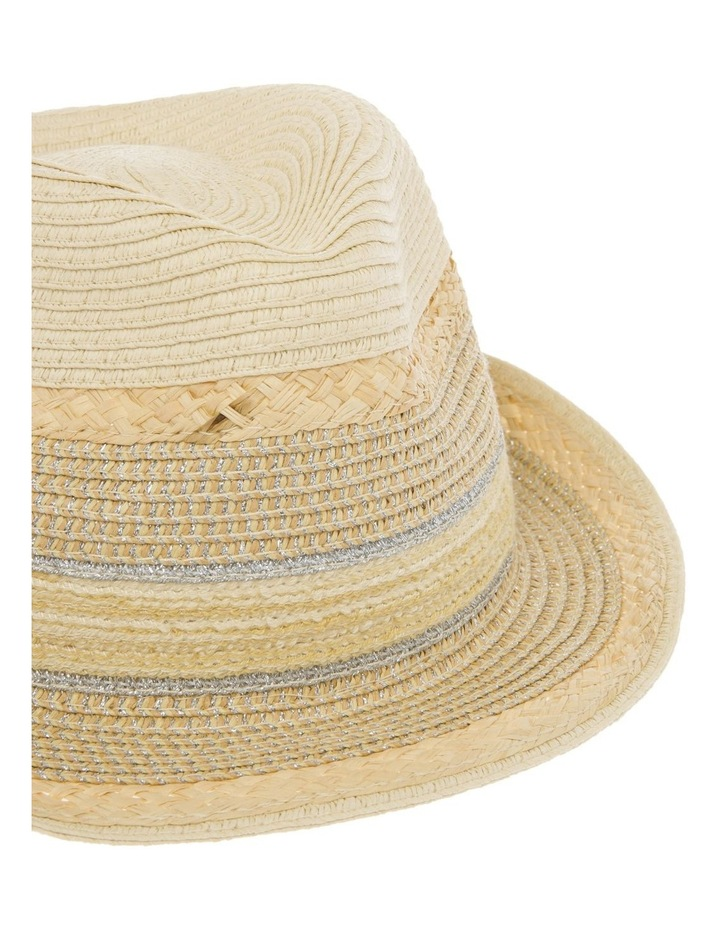 Trilby With Lurex image 4