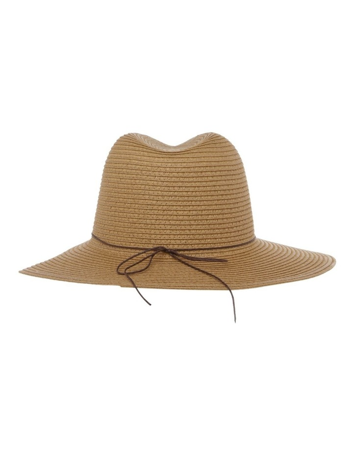 Fedora With Shells Summer Hat image 3