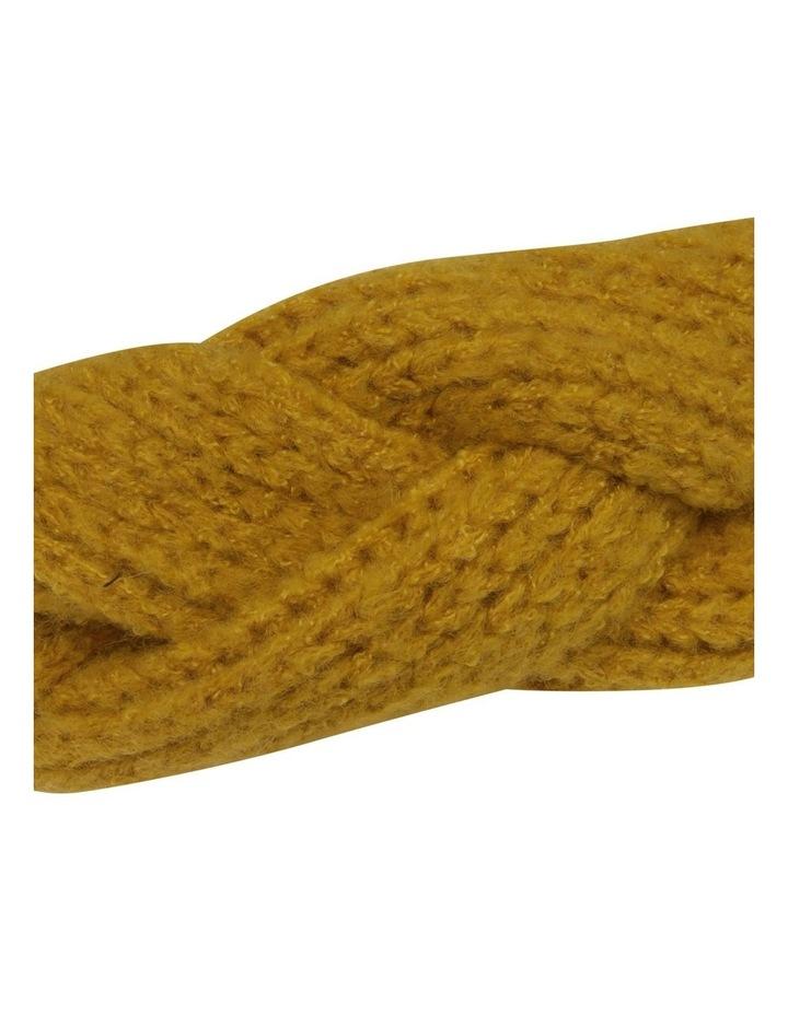 Plait Knit Headband image 2
